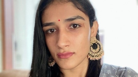 Sangeeta Phogat Height, Weight, Age, Body Statistics