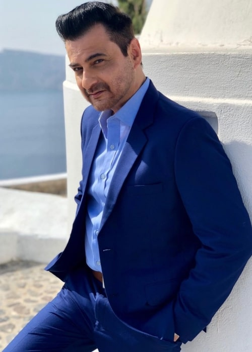 Sanjay Kapoor as seen in a picture that was taken in April 2020