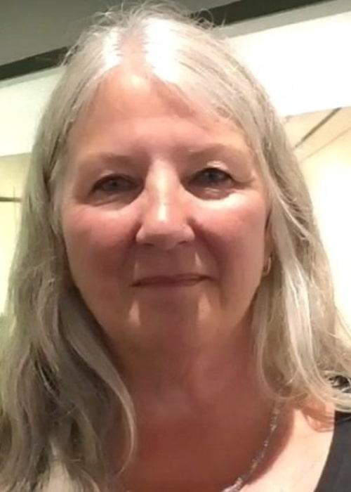Susan Mikula as seen in an Instagram Post in May 2017
