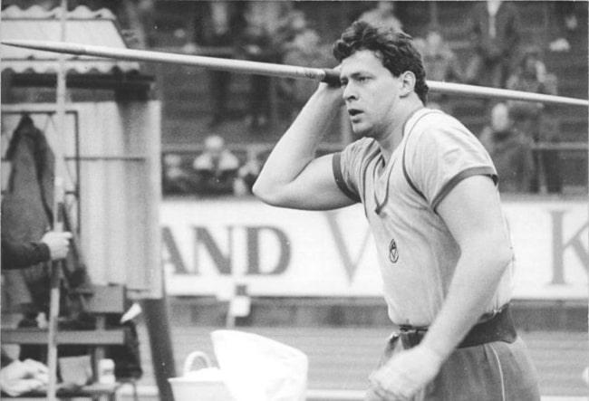 Uwe Hohn in 1984