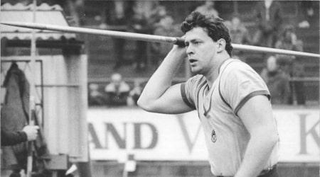 Uwe Hohn Height, Weight, Age, Body Statistics