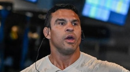 Vitor Belfort Height, Weight, Age, Body Statistics