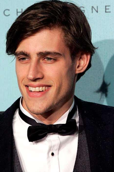 Zac Stenmark at The Great Gatsby premiere in 2013