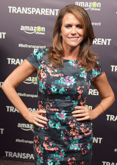 Amy Landecker at the Amazon Transparent FYC Event Screening in 2015