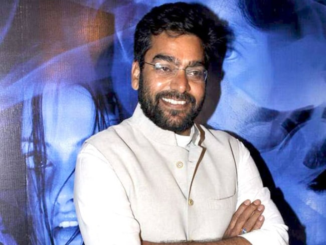 Ashutosh Rana at the audio release of 'A Strange Love Story'