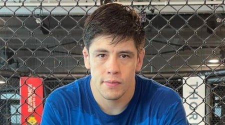 Brandon Moreno Height, Weight, Age, Body Statistics