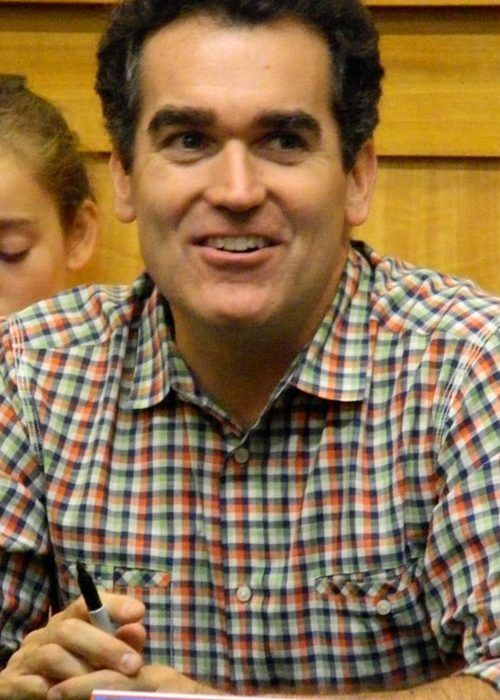Brian d'Arcy James as seen in New York in 2013