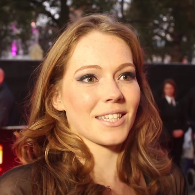 Charlotte Spencer interviewed by W!ZARD Radio Media at the 58th BFI London Film Festival about her film Bypass in October 2014