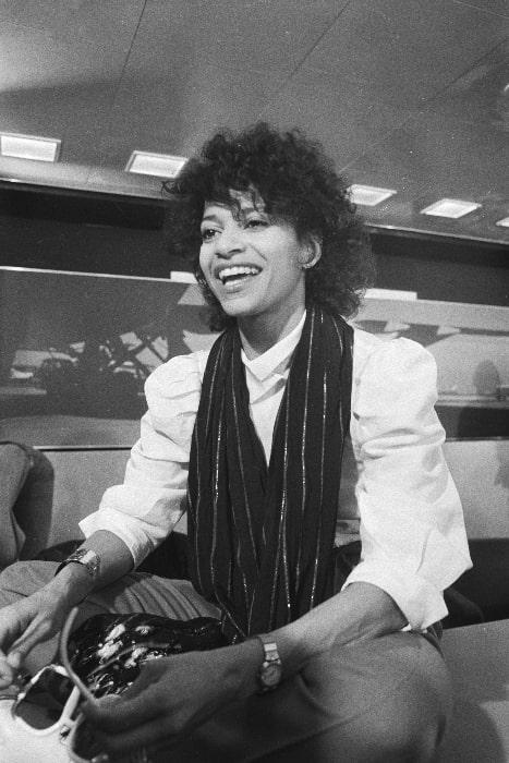 Debbie Allen as seen in 1983