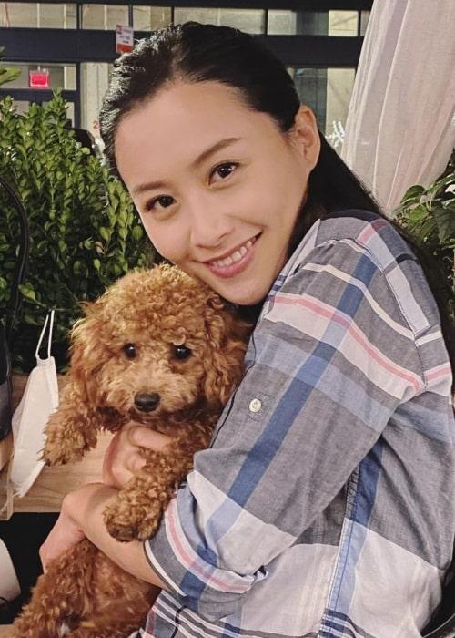Fala Chen as seen in an Instagram Post in October 2020