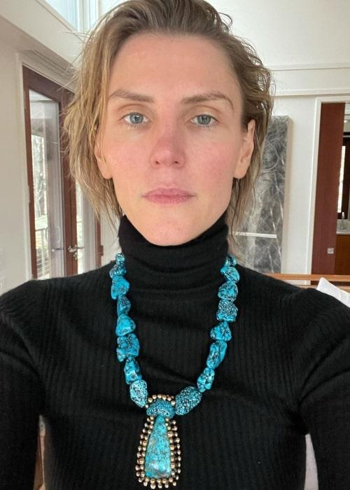 Gabriela Hearst as seen in an Instagram Post in January 2021