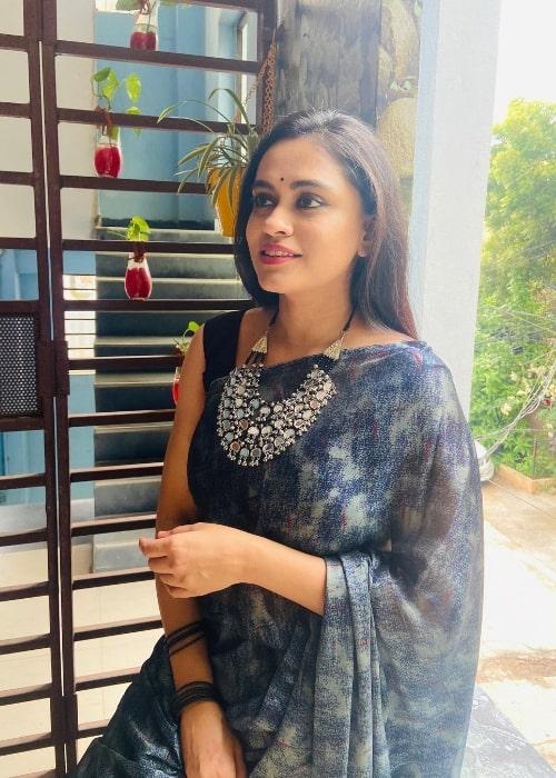Geetha Bhagat in August 2021