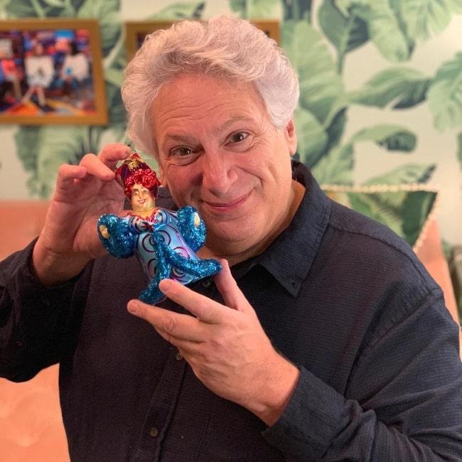 Harvey Fierstein as seen in a picture that was taken in October 2018