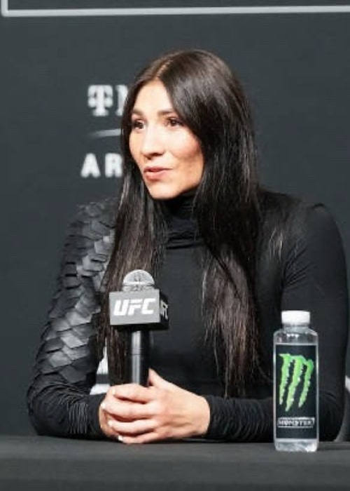 Irene Aldana as seen in an Instagram Post in June 2021