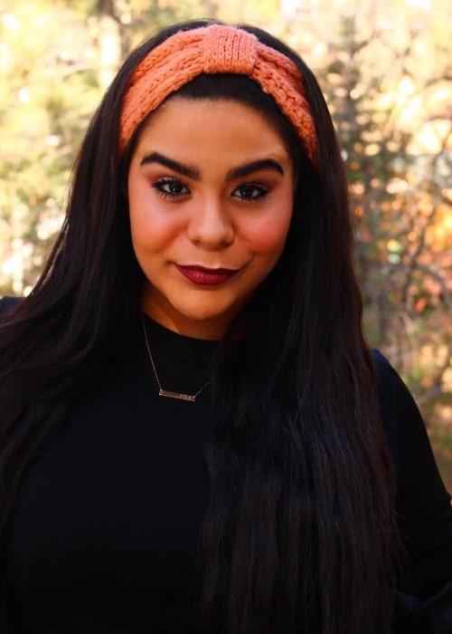 Jessica Marie Garcia as seen in Big Bear Lake, California in December 2019