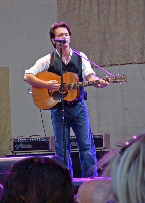 John Mellencamp as seen onstage in Virginia in 2009