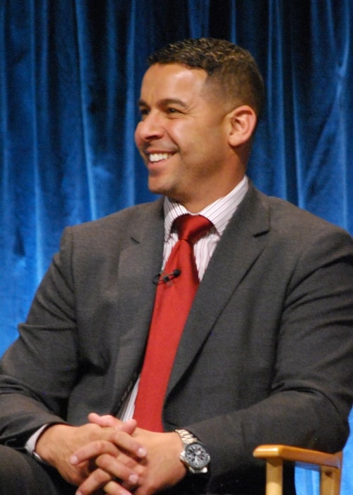 Jon Huertas at the 2012 PaleyFest honoring ABC's 'Castle'