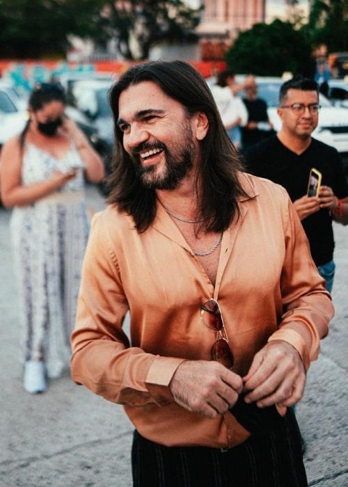 Juanes as seen in an Instagram Post in May 2021