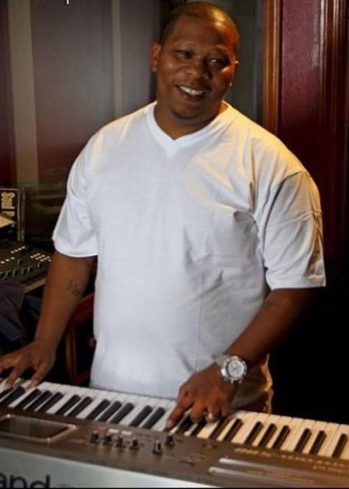 Mannie Fresh as seen in an Instagram Post in April 2021