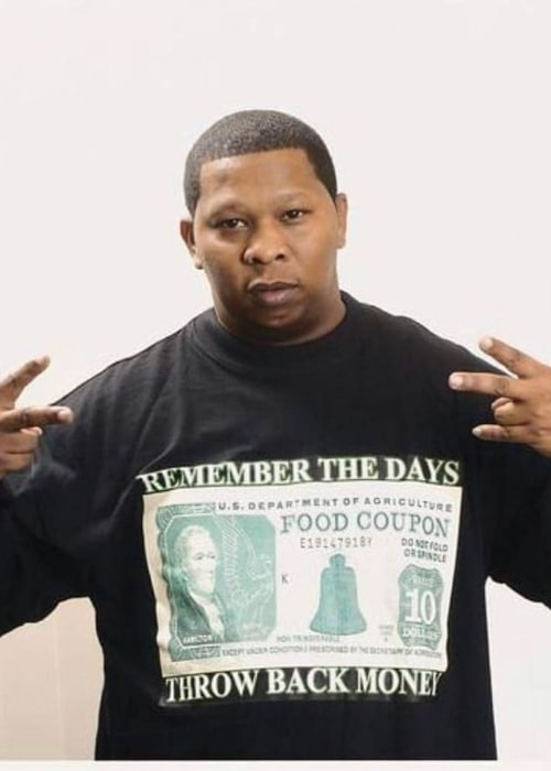 Mannie Fresh as seen in an Instagram Post in May 2021