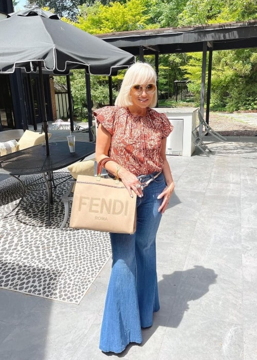 Margaret Josephs as seen in a picture that was taken in June 2021