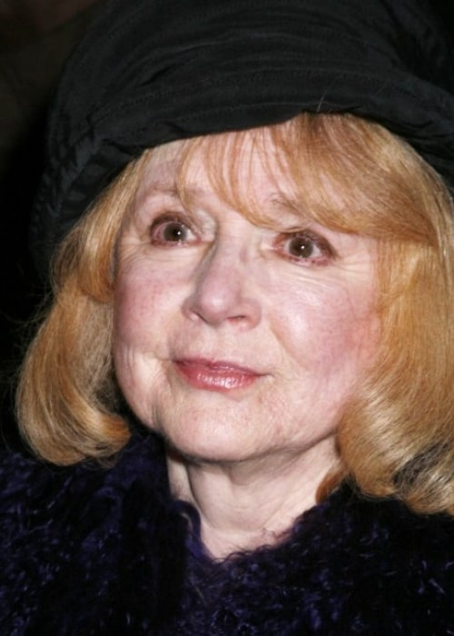 Piper Laurie as seen in an Instagram Post in July 2016