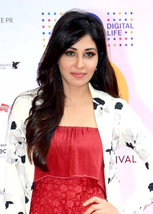 Pooja Chopra as seen while promoting short film 'Ouch' at MAMI 18th Mumbai Film Festival