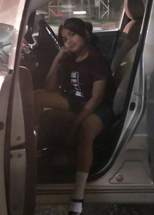 Shreya Patel as seen in a picture that was taken in August 2021