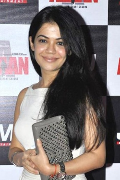 Shweta Gulati at the premiere of 'Azaan'
