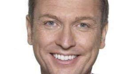 Stephen Dixon (News Presenter) Height, Weight, Age, Body Statistics