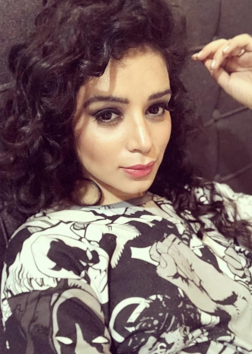 Sukirti Kandpal as seen in an Instagram Post in March 2018