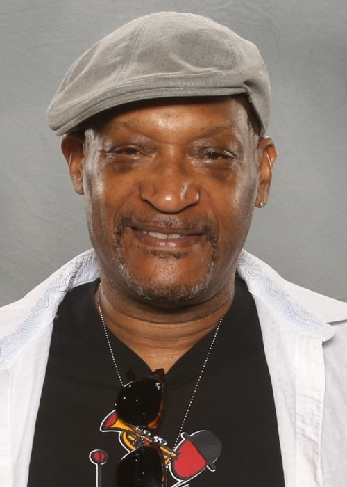 Tony Todd as seen at the 2017 Raleigh SuperCon