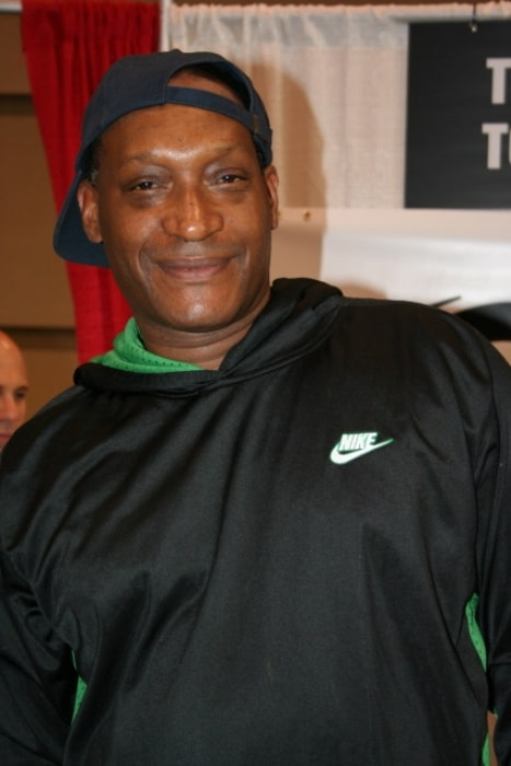 Tony Todd pictured at SFX in Canada
