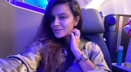 Aashka Goradia Height, Weight, Age, Body Statistics