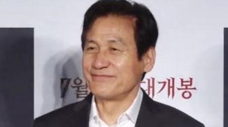 Ahn Sung-ki Height, Weight, Age, Body Statistics