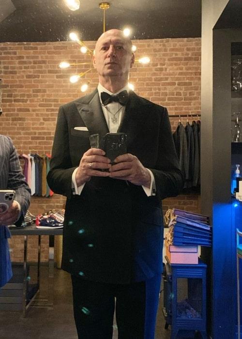 Eric Haze as seen in an Instagram Post in August 2021
