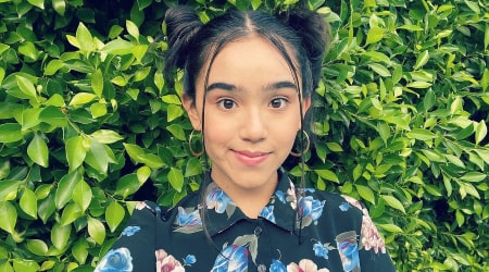 Jolie Hoang-Rappaport Height, Weight, Age, Body Statistics