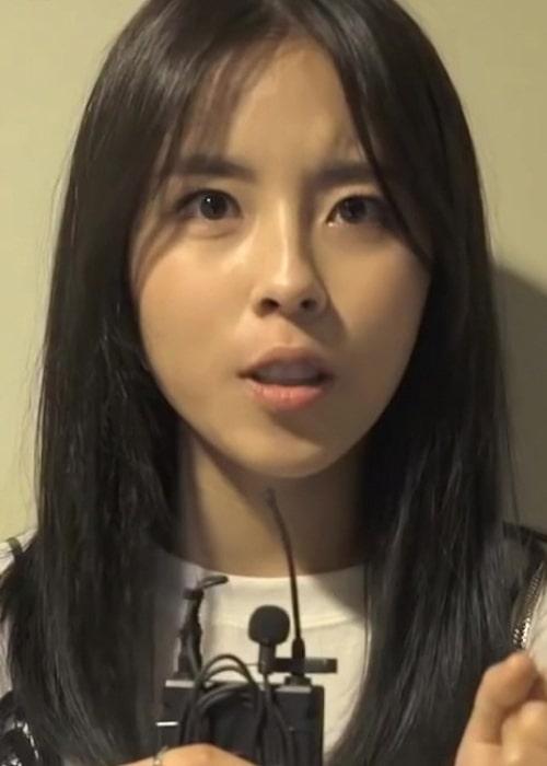 Min Do-hee in 2016