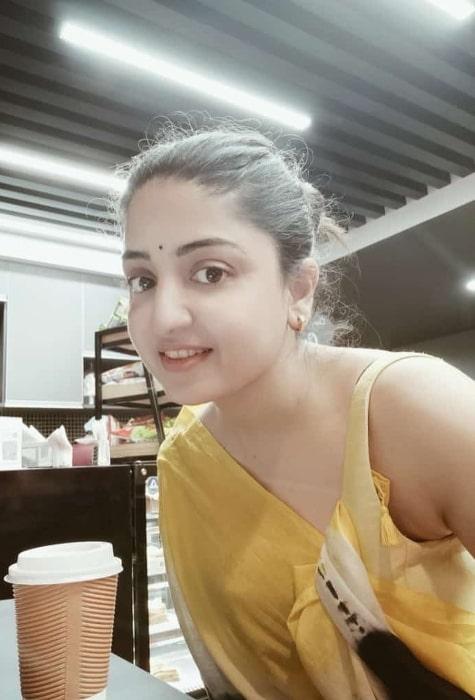 Poonam Kaur in August 2021