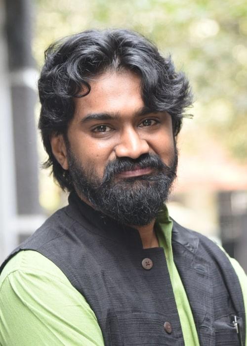 Rahul Ramakrishna as seen in an Instagram Post in September 2019