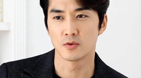 Song Seung-heon Height, Weight, Age, Body Statistics