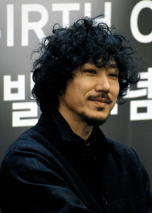 Tiger JK as seen in a picture that was taken at a fansign event at AK Plaza in Bundang on December 2, 2018