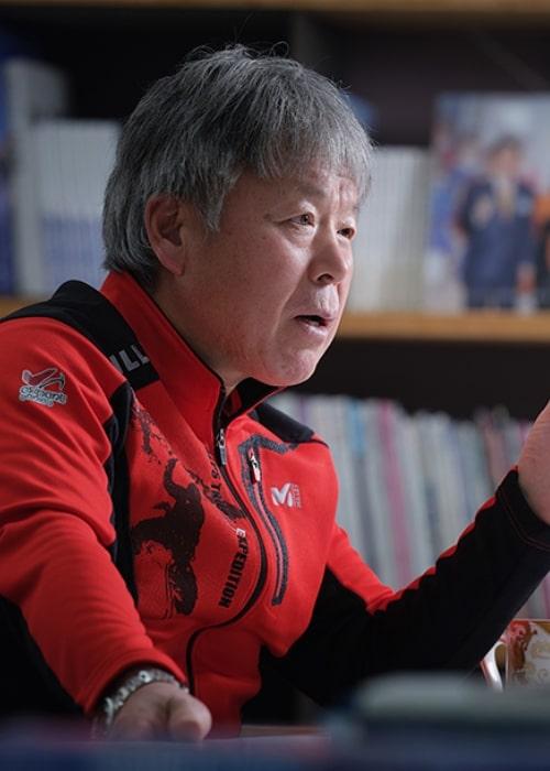 Um Hong-gil as seen in an Instagram Post in May 2015