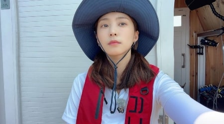 Yoon Bo-ra Height, Weight, Age, Body Statistics